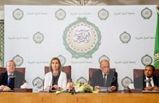 Nhóm Bộ tứ quốc tế ủng hộ Chính phủ đoàn kết dân tộc ở Libya
