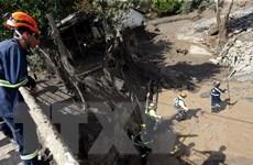 Hàng nghìn người Peru thiếu nước sạch trong nhiều ngày do mưa lũ