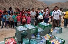 Các nước Mỹ Latinh hỗ trợ Peru khắc phục hậu quả thiên tai