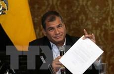 Ecuador tăng cường an ninh trước cuộc bầu cử tổng thống vòng 2
