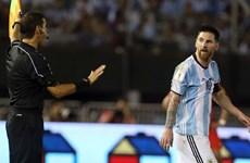 Chi tiết bất ngờ có thể giúp Messi kháng án treo giò 4 trận của FIFA