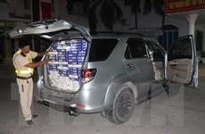Ngành hải quan bắt giữ gần 2.600 vụ vi phạm trong gần 3 tháng đầu năm