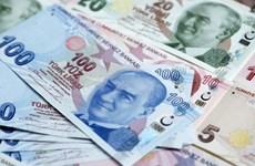 Tỷ lệ lạm phát Thổ Nhĩ Kỳ tăng cao nhất trong 8 năm trở lại đây