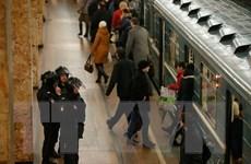 Nga bắt giữ nhiều đối tượng tình nghi trong vụ tấn công tàu điện ngầm