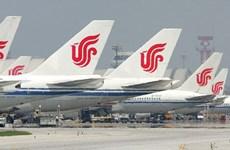 Air China ngừng các chuyến bay giữa Bắc Kinh - Bình Nhưỡng