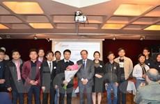 Hội sinh viên Việt Nam tại Pháp quyết tâm thể hiện sức trẻ