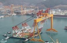 """Daewoo Shipbuilding """"mở khóa"""" thành công gói cứu trợ 2,6 tỷ USD"""