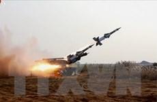 Nhật Bản xem việc Triều Tiên phóng tên lửa là mối đe dọa nghiêm trọng