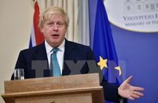 Ngoại trưởng Anh Johnson ủng hộ nỗ lực hòa giải dân tộc ở Libya
