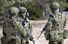 Gần 9.000 binh sỹ của NATO tham gia tập trận tại Estonia
