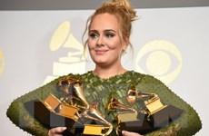 [Video] Adele là nghệ sỹ âm nhạc giàu nhất Anh và Ireland