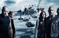 """""""Fast & Furious 8"""" cán mốc doanh thu kỷ lục hơn 1 tỷ USD trên toàn cầu"""