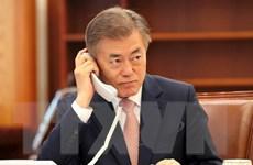 Tân Tổng thống Hàn Quốc điện đàm với lãnh đạo nhiều nước