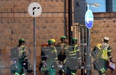 Thủ tướng Anh lên án vụ tấn công khủng bố tại Manchester Arena