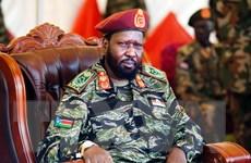 Tổng thống Nam Sudan khởi động tiến trình đối thoại dân tộc