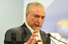 Brazil điều động quân đội bảo vệ sau vụ biểu tình phản đối ông Temer
