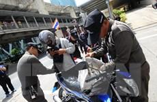 """Nhà báo Anh đối mặt án tù giam tại Thái Lan vì sở hữu """"vũ khí"""""""