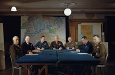 [Photo] Kinh ngạc những bức ảnh màu cực hiếm từ Thế chiến 2