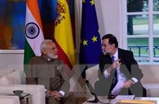 Lãnh đạo Ấn Độ và Tây Ban Nha tăng cường quan hệ song phương