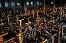 Hỏa hoạn nghiêm trọng tại công ty dệt may của Bangladesh