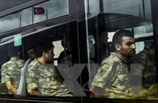 Thổ Nhĩ Kỳ bắt trưởng cố vấn của thủ tướng vì liên quan đảo chính
