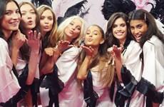 """""""Đột nhập"""" hậu trường Victoria's Secret Fashion Show 2014"""