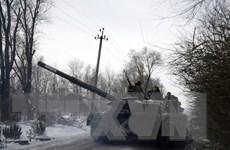 Ukraine đề xuất thiết lập khu vực phi quân sự tại miền Đông