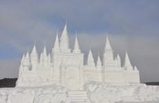 Ngắm thế giới băng tuyết thần tiên ở Cát Lâm, Trung Quốc