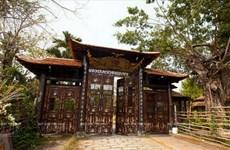 Khám phá không gian xưa tại làng cổ Phước Lộc Thọ ở Long An
