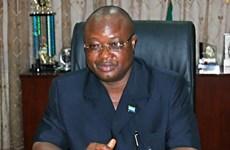 Sierra Leone: Xin tỵ nạn nước ngoài, phó tổng thống bị cách chức
