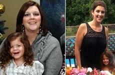 Bí quyết giảm 33kg và 120cm tổng số đo các vòng của bà mẹ 3 con