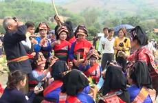 [Video] Phục dựng Lễ hội Té nước của dân tộc Lào ở Điện Biên