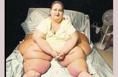 Câu chuyện kinh ngạc về cô gái tập luyện chăm chỉ để giảm 400kg