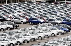 Ngành công nghiệp ôtô của Brazil và Argentina gặp khó khăn