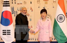 Hàn Quốc-Ấn Độ sẽ sửa hiệp định về quan hệ kinh tế toàn diện