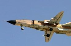 IS tuyên bố bắn hạ chiến đấu cơ của Iraq ở thành phố Ramadi
