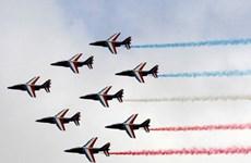 [Photo] 20 khoảnh khắc trên không ấn tượng đến từ Paris Air Show