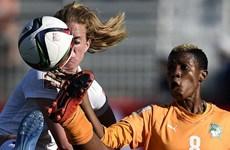 [Photo] Biểu cảm quyết thắng trên gương mặt các vận động viên nữ
