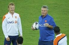 Guus Hiddink chính thức rời ghế huấn luyện viên trưởng tuyển Hà Lan