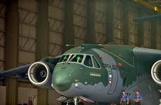 Brazil xuất khẩu máy bay vận tải quân sự KC 390 sang Italy