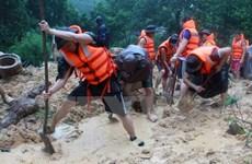 [Video] Đã có 23 người chết và mất tích do mưa lũ tại Quảng Ninh