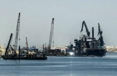 [Photo] Ai Cập khánh thành kênh đào Suez mới với nhiều hy vọng