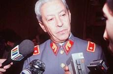 Vừa bị tuyên án, tướng tình báo thời độc tài Pinoche đã tự sát
