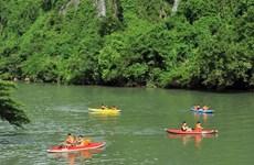 [Photo] Di sản thiên nhiên Phong Nha-Kẻ Bàng thu hút du khách