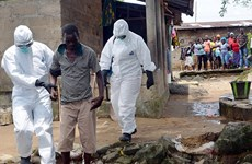 Bệnh nhân Ebola cuối cùng ở Sierra Leone được xuất viện