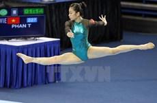 [Video] Hà Thanh lỗi hẹn với chung kết giải Thể dục dụng cụ thế giới