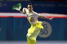 [Video] Dương Thúy Vi giành huy chương thứ 3 tại giải Wushu thế giới