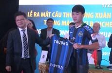 [Video] Cận cảnh Xuân Trường hoàn tất hợp đồng tới CLB Incheon United