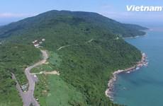 [Video] Chiêm ngưỡng vẻ đẹp mê hồn của bán đảo Sơn Trà từ trên cao
