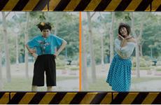 """Cát Phượng """"phụ tình"""" chàng khờ Kiều Minh Tuấn trong MV mới"""